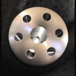 UsSocom Standard Convex HALO Shrouded Muzzle Brake
